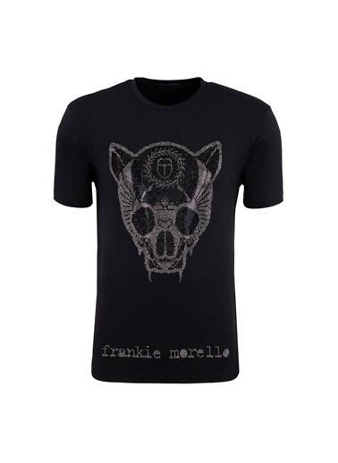 Frankie Morello Tişört Siyah